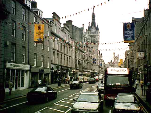 picture of Main Street, Aberdeen