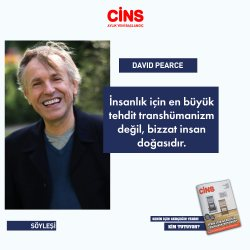 CINs magazine Interview with David Pearce